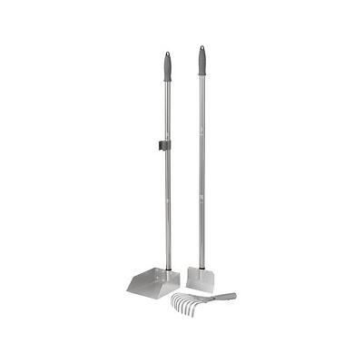 Frisco Rake and Spade Set with D...