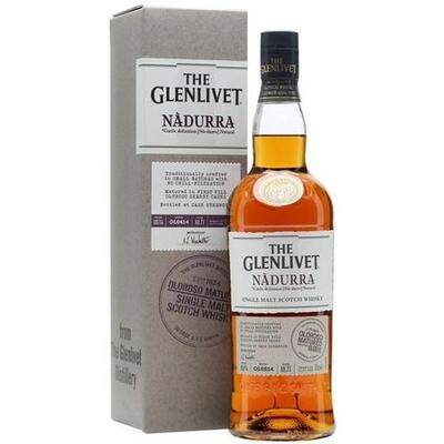 The Glenlivet Scotch Single Malt Nadurra Oloroso Matured