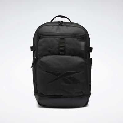 Reebok Unisex One Series Training Deruta Backpack XL in Black Size N SZ - Training Accessories