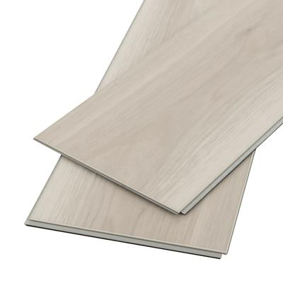LVP Flooring with Attached Pad Sample