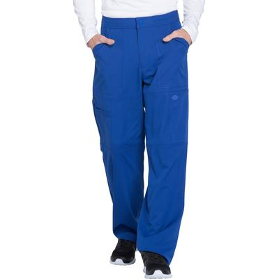 Dickies Men's Dynamix Cargo Scrub Pants - Galaxy Blue Size 3Xl 3Xl (DK110)