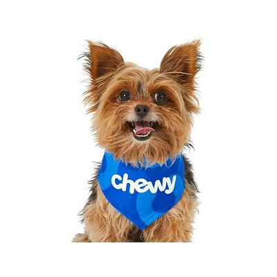 Frisco Chewy Dog & Cat Bandana, X-Small/Small