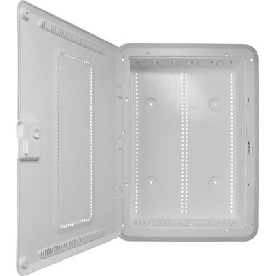 On-Q ENP2050-NA 20 Enclosure with Hinged Door and Trim