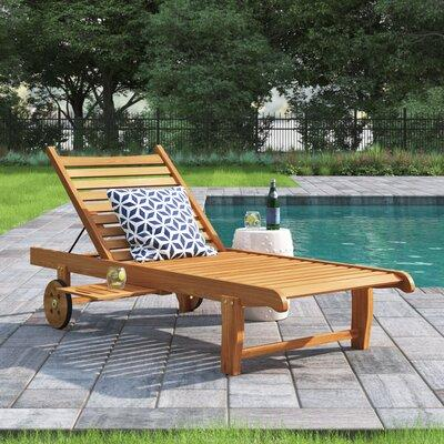Must Have Sol 72 Outdoor Brighton Reclining Teak Chaise Lounge X113990949 From Sol 72 Outdoor Ibt Shop