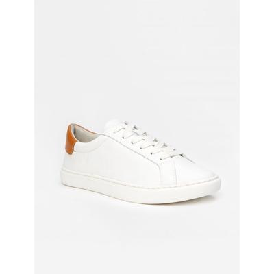 J.McLaughlin Women's Angelique Sneakers White Solid, Size 10