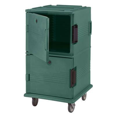 Cambro UPC1600HD519 Ultra Camcart? Insulated Food Carrier w/ (24) Pan Capacity, Green