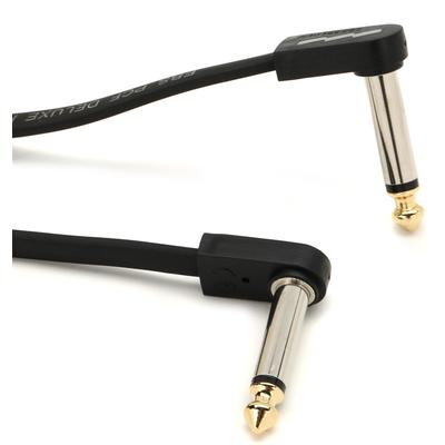 EBS PCF-DL28 Deluxe Flat Patch Cable - 11.02 Angle-Angle