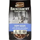Merrick Backcountry Raw Infused Grain Free Dry Dog Food Puppy Recipe, 10-lb bag