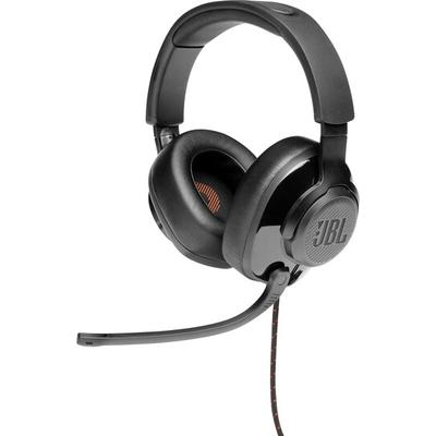 gaming headphones (black) lightweight, closed-back headset with attached boom mic,50mm drivers tuned for clear sound with deep bass emphasis,detachable cable 3.5mm miniplug for connection to your console or PC