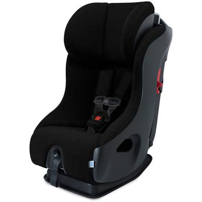 Clek 2020 Fllo Convertible Car Seat with Anti-Rebound Bar - Carbon (Jersey Knit)