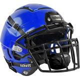 Schutt F7 VTD Adult Football Helmet Royal