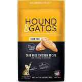 Hound & Gatos Grain-Free Cage Free Chicken Recipe Dry Cat Food, 10-lb bag