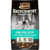 Merrick Backcountry Raw Infused Grain Free Dry Dog Food Game Bird Recipe, 20-lb bag