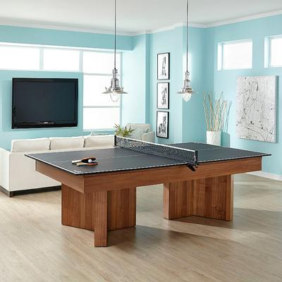 Table Tennis Conversion Top for Billiards Table - Tan - Frontgate