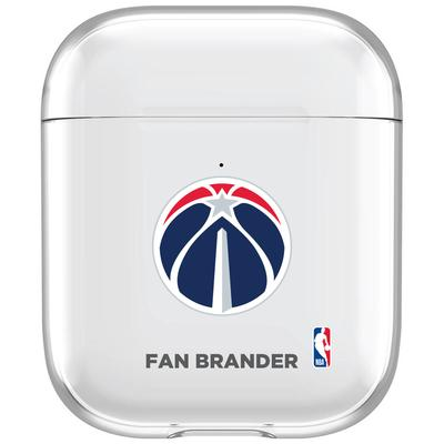 """Washington Wizards Air Pods Clear Case"""