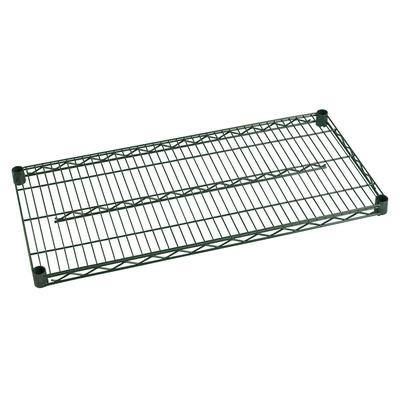 Focus FF1836G Epoxy Coated Wire Shelf - 36W x 18D on Sale