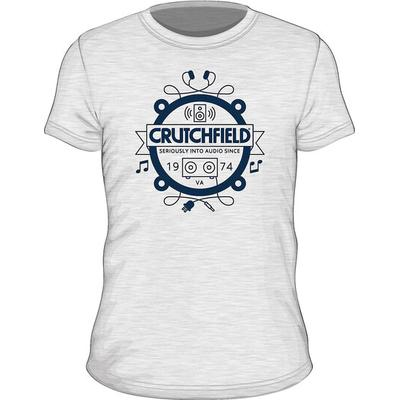 SS Crutchfield Camp White XXL Sh...