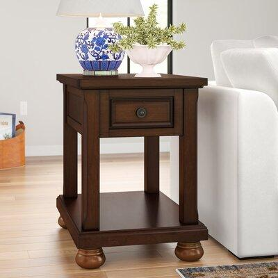 Shop Now For The George Oliver Charley End Table With Storage X114264752 Ibt Shop