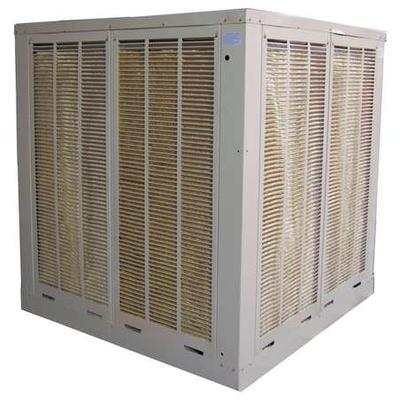 CHAMPION 7K579 Ducted Evaporative Cooler with Motor 18,000 cfm, 10,000 sq. ft.,