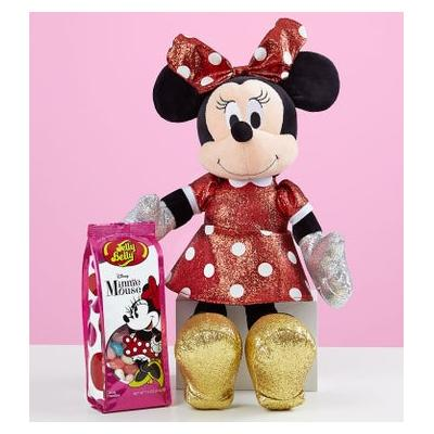 TY® Sparkle Minnie and Jelly Belly Bean Machine Gift Set TY Sparkle Minnie and Jelly Belly Jelly Beans by 1-800 Flowers
