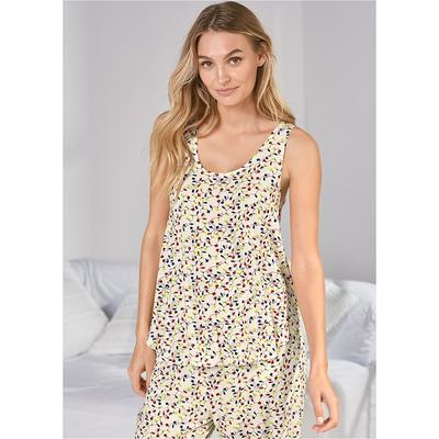 Sleep Tank Pajamas & Sleep - Whi...