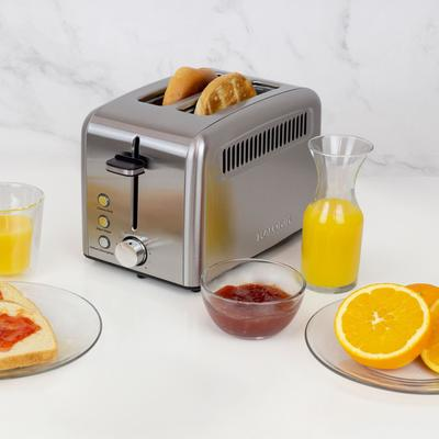 2-Slice Rapid Toaster in Stainless Steel by BrylaneHome