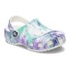 Crocs Crocs White / Multi Kids' Classic Out Of This World Ii Clog Shoes