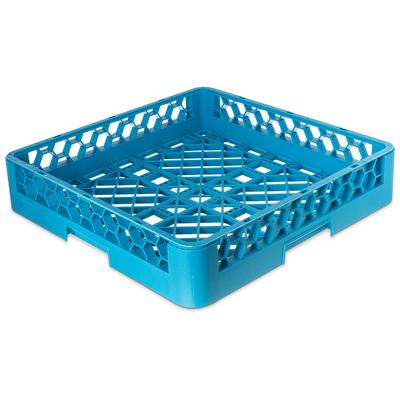 Carlisle RB14 Full-Size Dishwasher Open Rack - Polypropylene, Blue on Sale