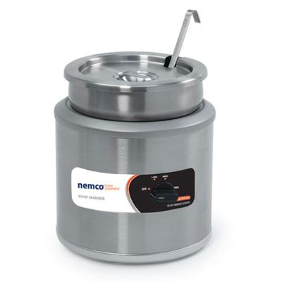 Nemco 6103A 11 qt Countertop Soup Warmer w/ Thermostatic Controls, 120v on Sale