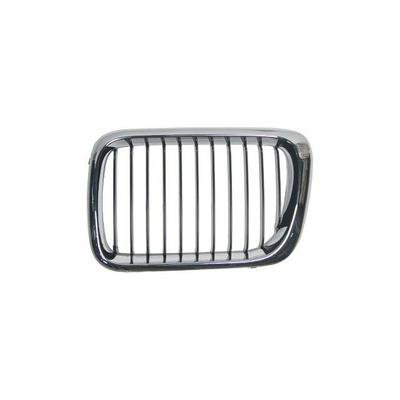 1997-1999 BMW M3 Left - Driver Side Grille Assembly - Action Crash