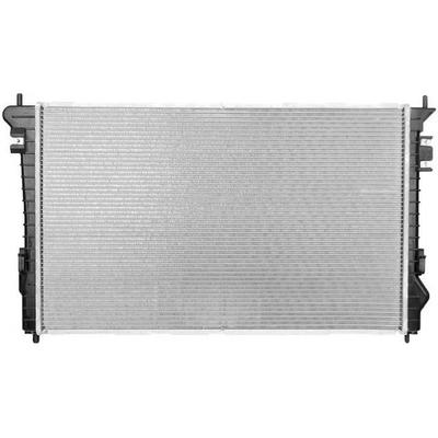 2007-2014 Ford Edge Radiator - Action Crash RAD2936