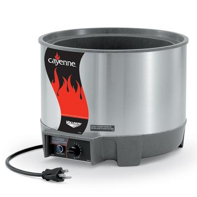 Vollrath 72021 11 qt Countertop Soup Warmer w/ Thermostatic Controls, 120v on Sale