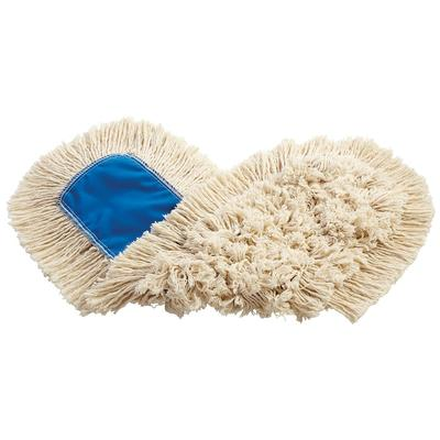 Rubbermaid FGK15300WH00 24 Kut-A-Way Dust Mop w/ Cut Ends, White on Sale