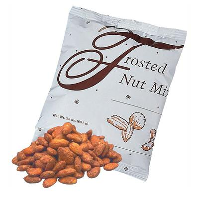 Gold Medal 4503 12 oz Portion Pak Frosted Nut Mix, 36 Pouches/Case