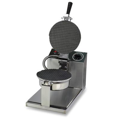 Gold Medal 5020T Giant Waffle Cone Baker w/ 8 Non-Stick Grid, Stainless, 120v on Sale