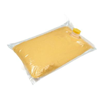 Gold Medal 5278 Jalapeno Nacho Cheese for Warmer/Dispensers w/ (4) 140 oz Bags/Case