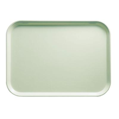 Cambro 1216429 Fiberglass Camtray Cafeteria Tray - 16.3L x 12W, Key Lime on Sale