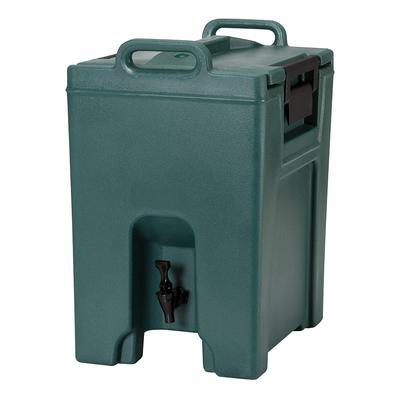 Cambro UC1000192 10.5 gal Ultra Camtainer Insulated Beverage Dispenser, Granite Green on Sale