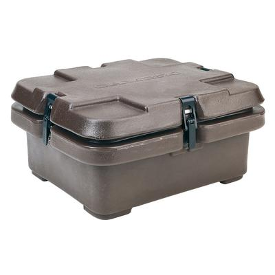Cambro 240MPC131 Camcarrier Insulated Food Carrier - 6.3 qt w/ (1) Pan Capacity, Brown on Sale