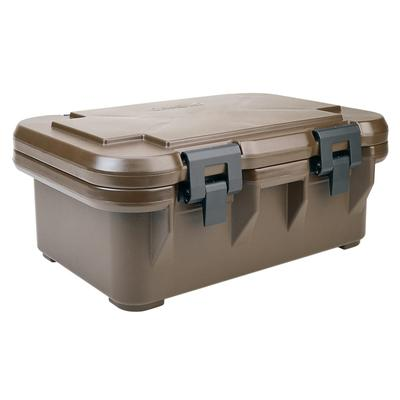Cambro UPCS160131 S-Series Ultra Pan Carriers Insulated Food Carrier - 20 qt w/ (1) Pan Capacity, Brown on Sale