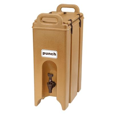 Cambro 500LCD157 5 gal Camtainer Insulated Beverage Dispenser, Coffee Beige on Sale