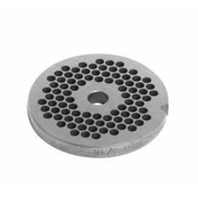 Univex 1000509 Plate, 3/16 in, Fits # 12 Meat & Food Grinder on Sale