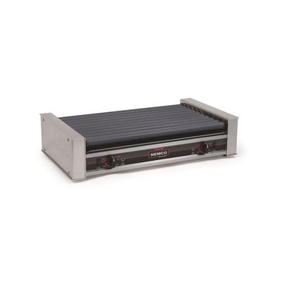 Nemco 8036SX 36 Hot Dog Roller Grill - Flat Top, 120v on Sale
