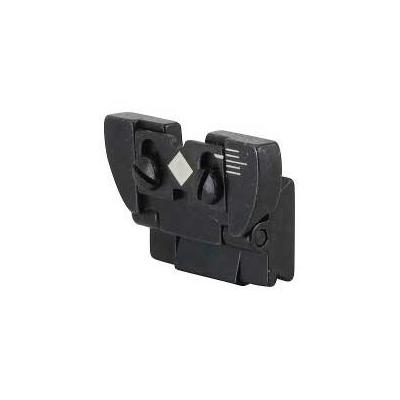 Ruger 10/22 Rear Sight - Ruger 10/22 Flip-Up Rear Sight Black