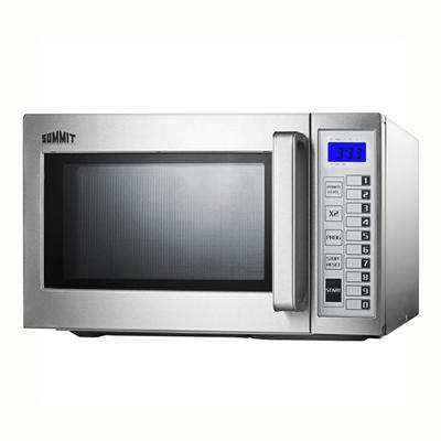 Summit SCM1000SS 1000w Commercial Microwave with Touch Pad, 115v on Sale