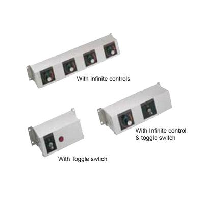 Hatco RMB-14I 14 Remote Control Box w/ 3 Toggle Switch & 3 Lights for 120 V on Sale
