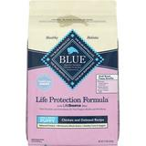 Blue Buffalo Life Protection Formula Small Breed Puppy Chicken & Oatmeal Recipe Dry Dog Food, 15-lb