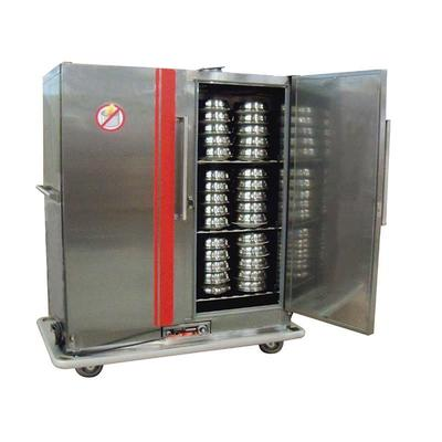 Carter-Hoffmann BR96 Heated Banquet Cabinet w/ Heat Retention, 96 Plate Capacity on Sale
