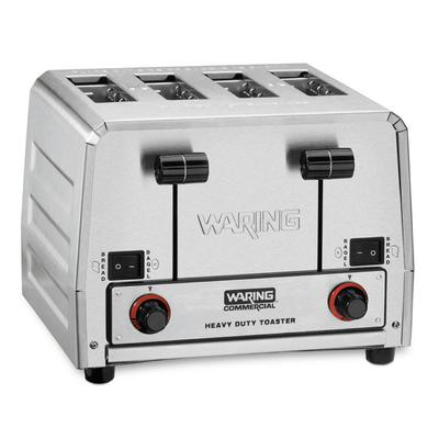 Waring WCT850 Slot Toaster w/ 4 Slice Capacity & 1.5W Product Opening, 208v/1ph on Sale