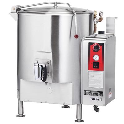 Vulcan GS60E 60-gal. Steam Kettle - Stationary, Full Jacket, NG on Sale